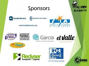 SNWM sponsors