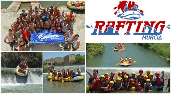 M_Rafting Murcia
