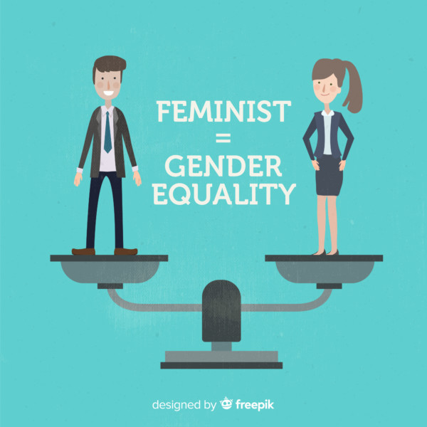 Feminist = Gender Equality